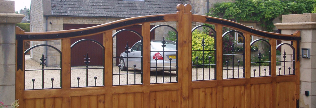 Wooden Gates Nottingham