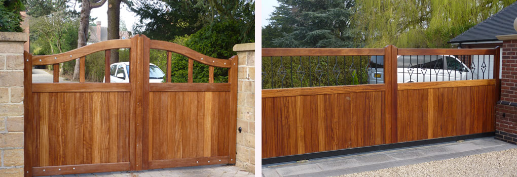 Wooden Gates Derby